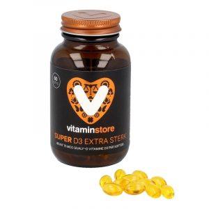 extra hoog gedoseerde Vitamine D